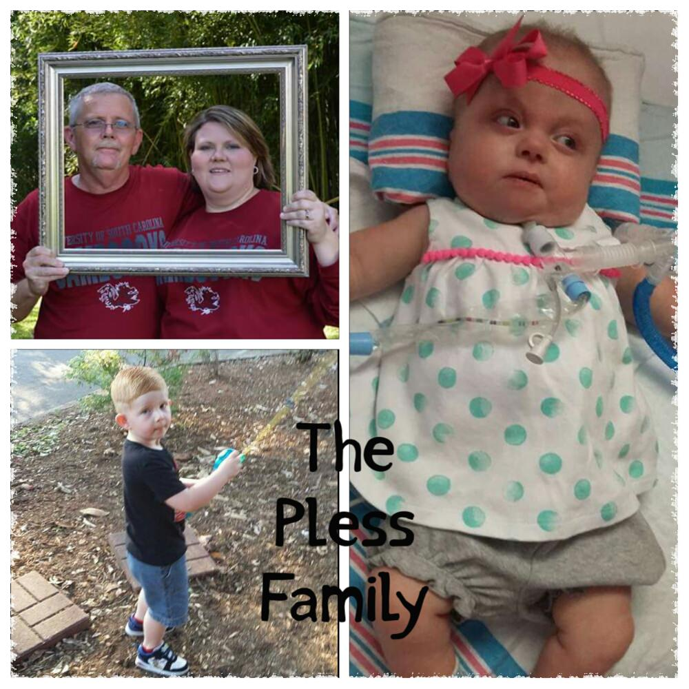 The Pless Family