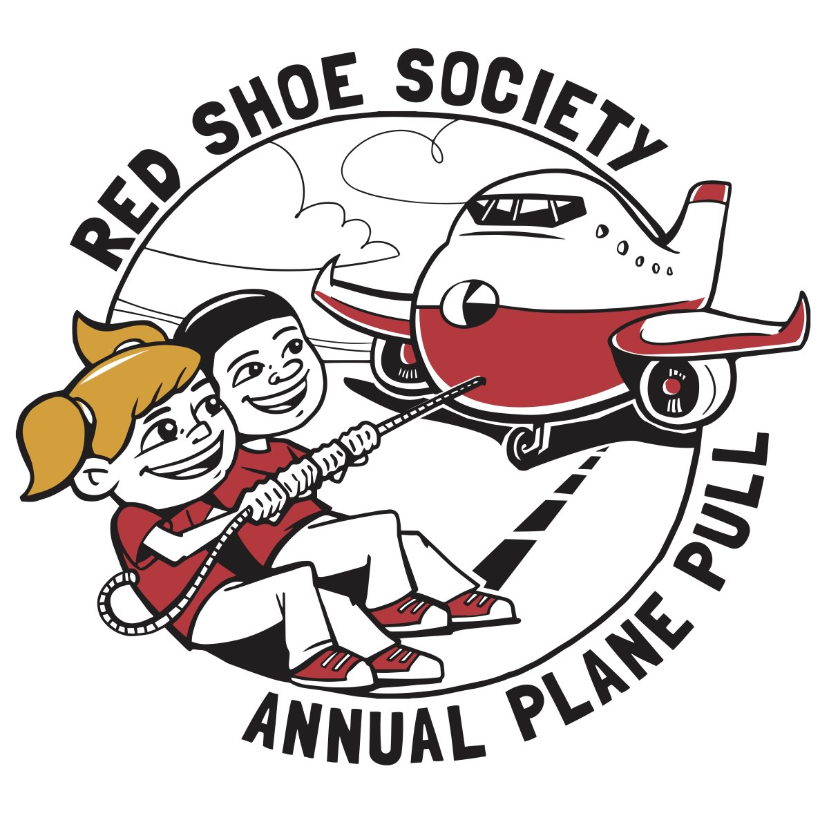 Red Shoe Plane Pull