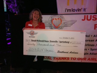 SW Airlines LUV Classic Check presentation pic 1