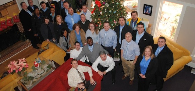 Walgreens Managers Enjoy an Afternoon at the House