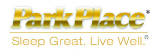 Park Place New Logo GOLD