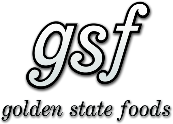 golden state foods GSF logo