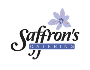 saffrons catering logo