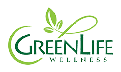 greenlife wellness logo