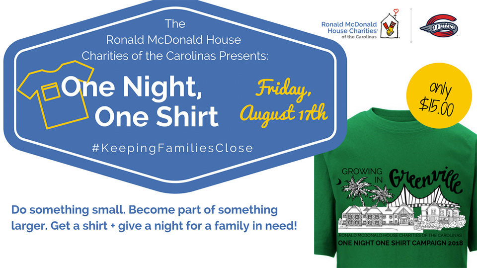 one night one shirt image