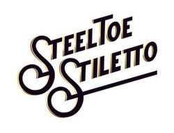 steel toe stiletto logo